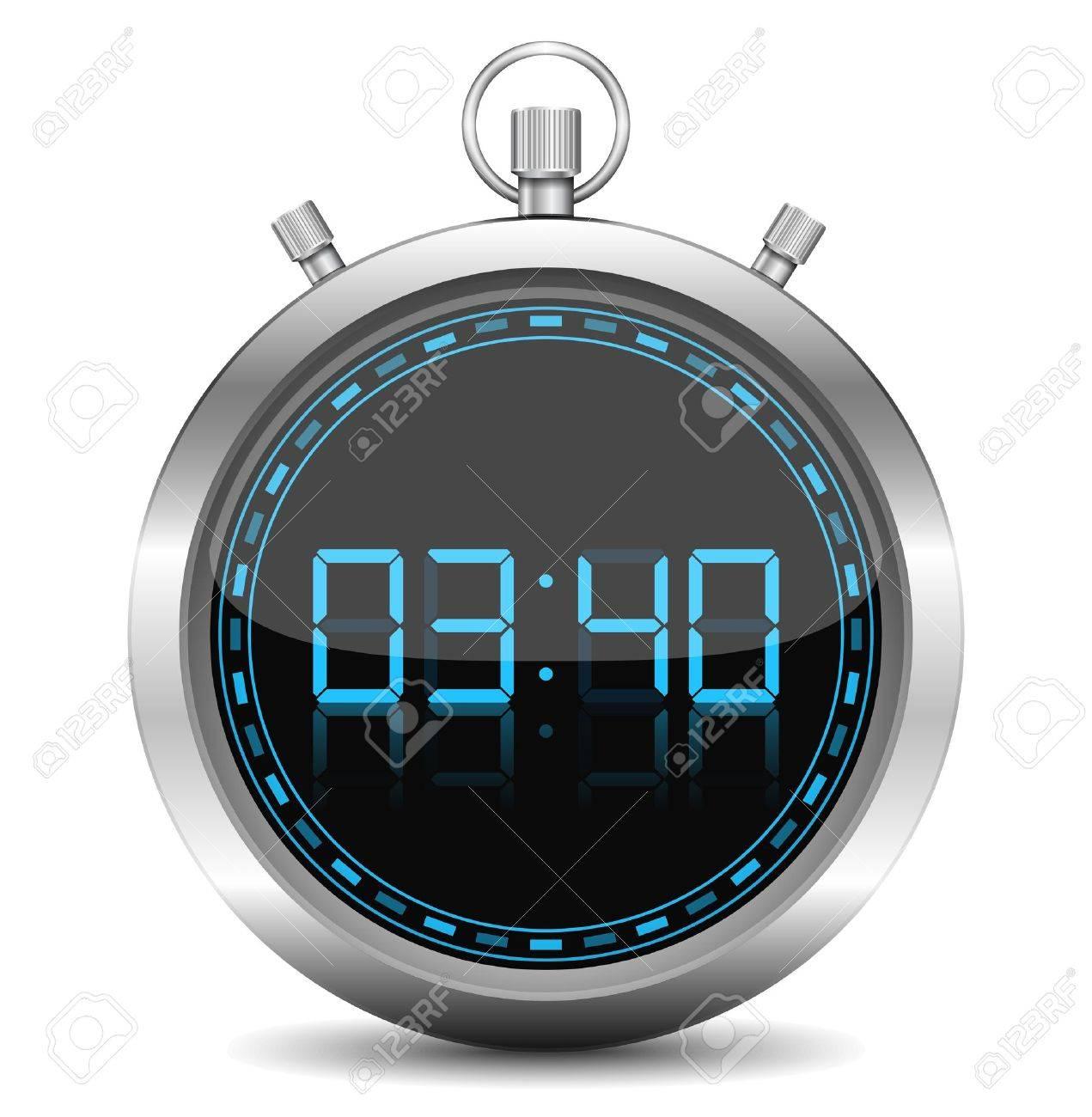 Stopwatch Stock Vector - 14557259