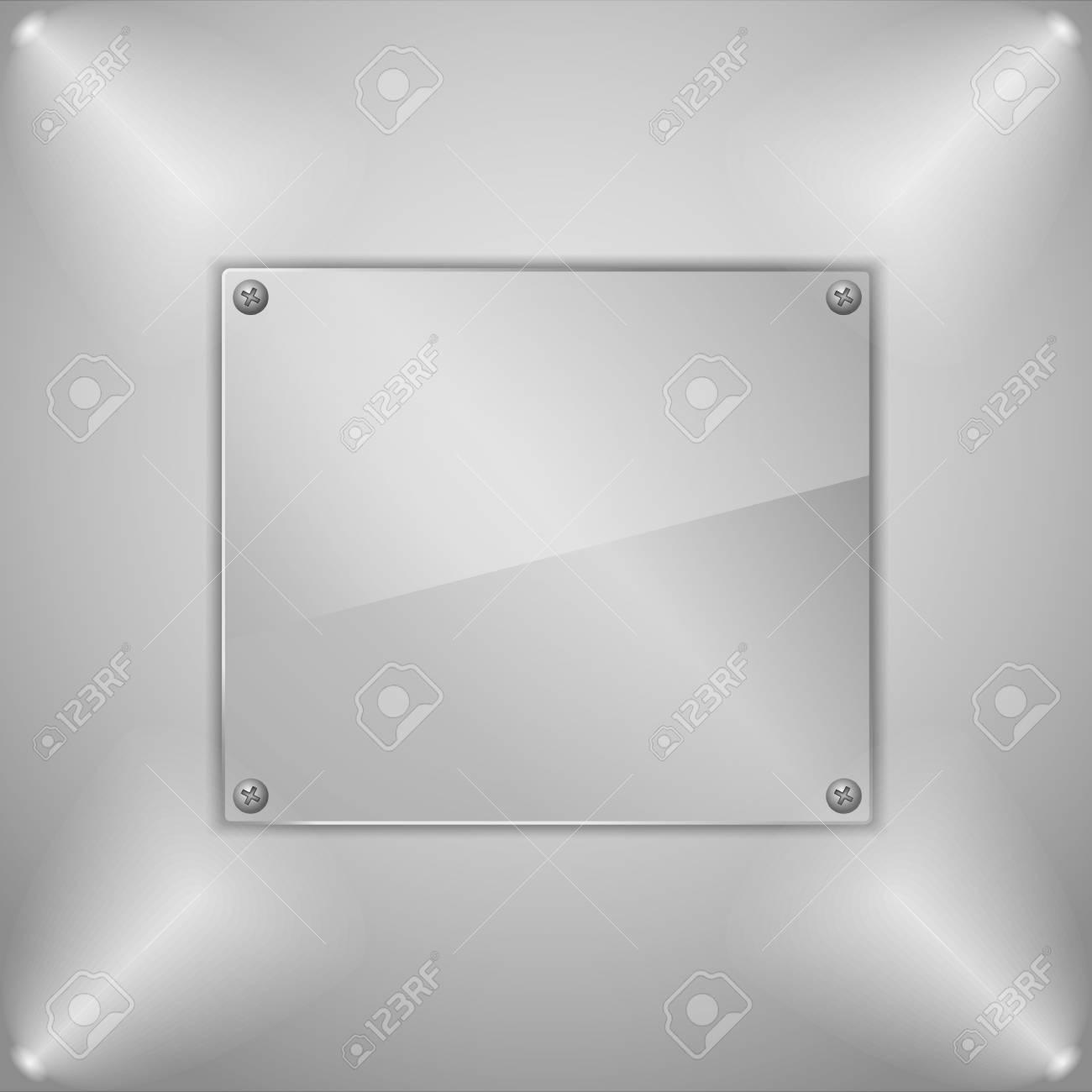 Glass board Stock Vector - 14557267