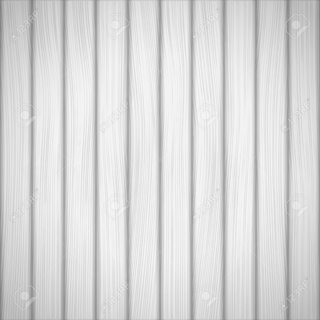 White wood background, Stock Vector - 14637174