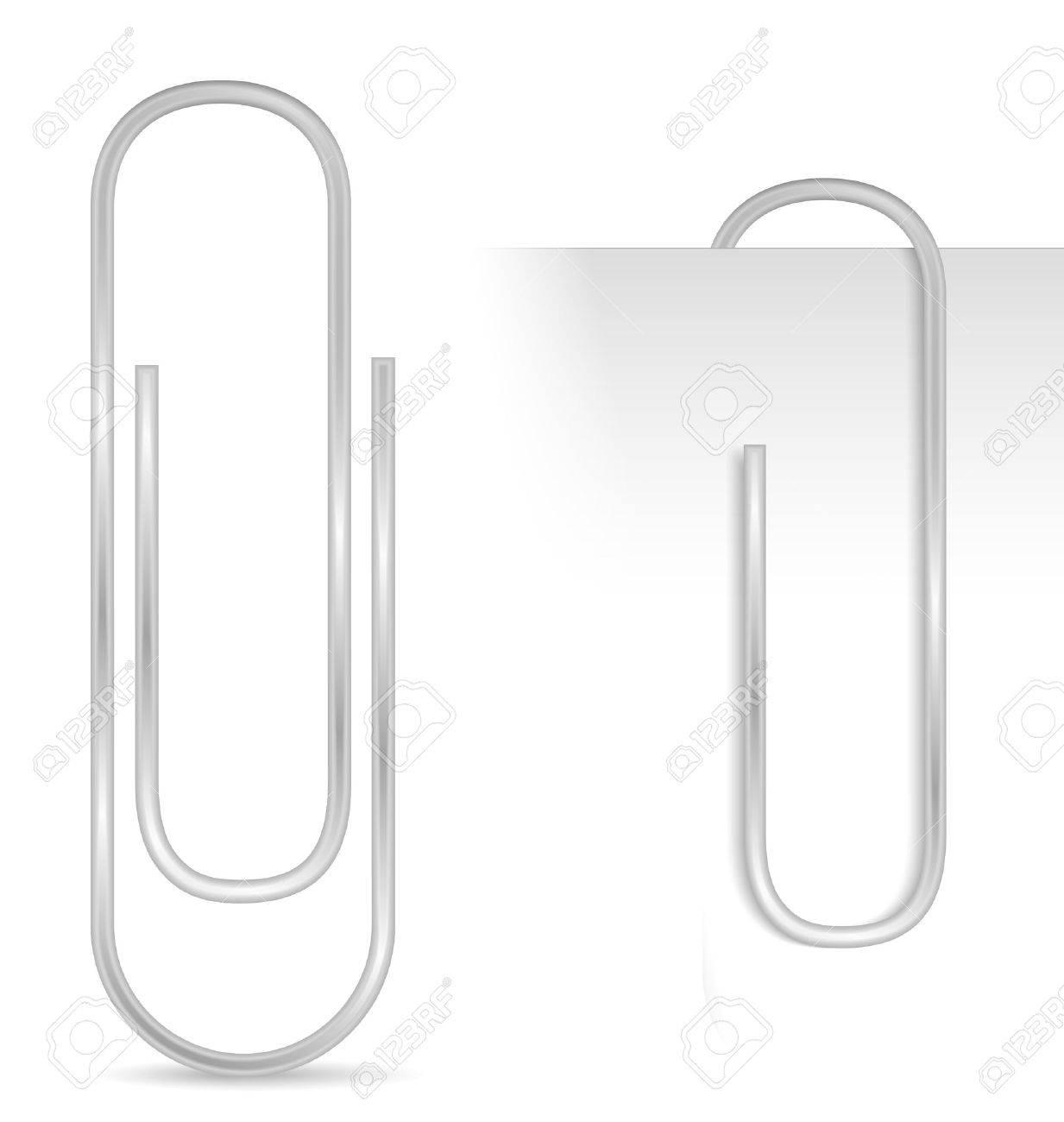 Paper clip??