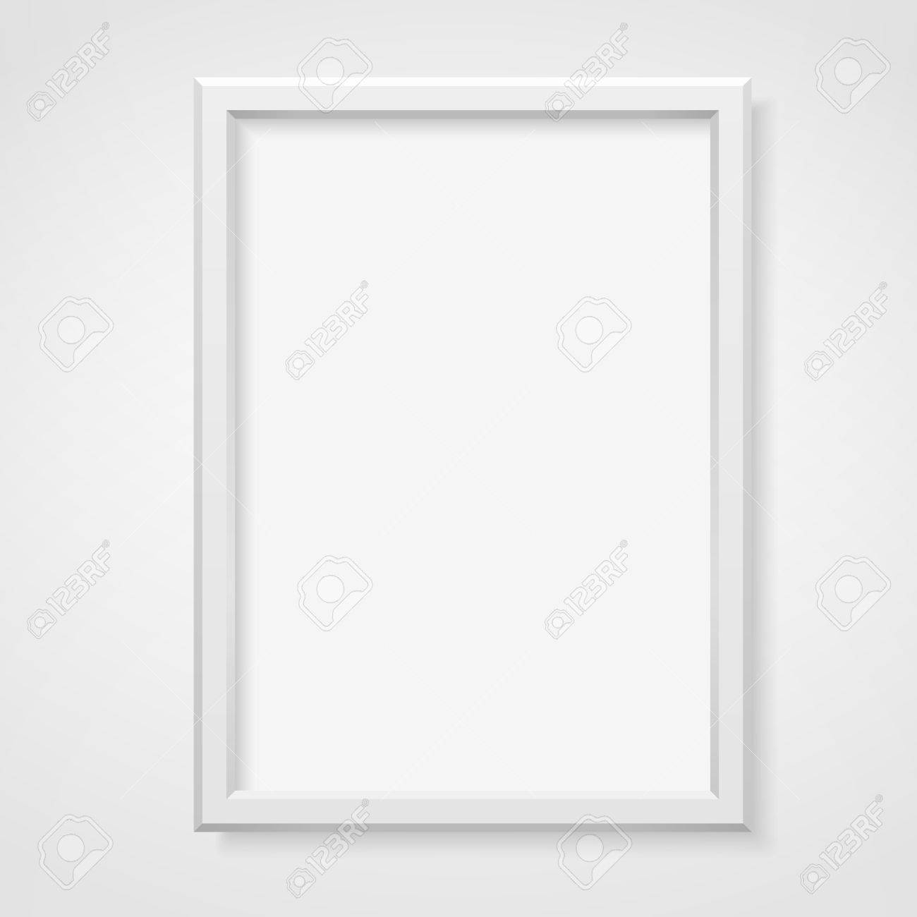 Blank Frame, A4 Size Royalty Free Cliparts, Vectors, And Stock ...