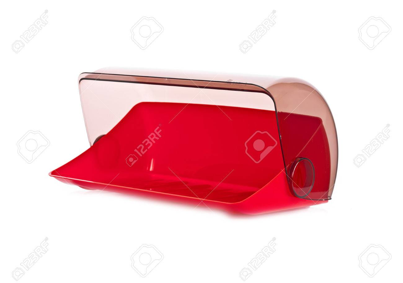 modern plastic red bread box isolated stock photo picture and  - modern plastic red bread box isolated stock photo