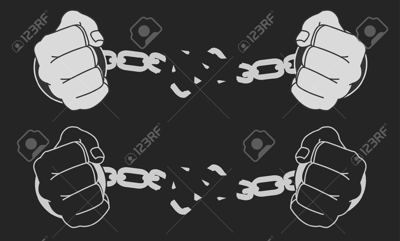 Breaking Handcuffs Clip Art Images Gallery