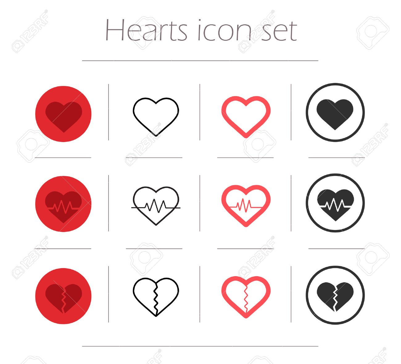 Heart text symbol copy and paste gallery symbol and sign ideas 360434 heart shape cliparts stock vector and royalty free heart vector hearts icon set color linear biocorpaavc