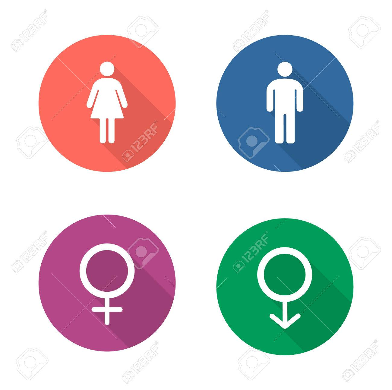 Gender Symbol Clipart