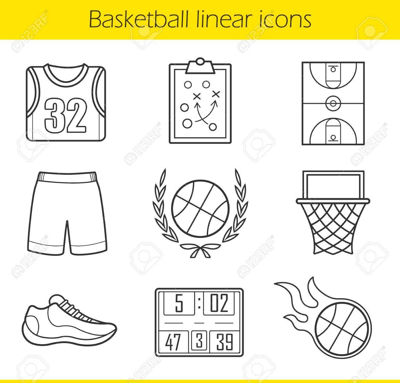 Moderno Hoja Para Colorear De Baloncesto Ideas - Dibujos Para ...