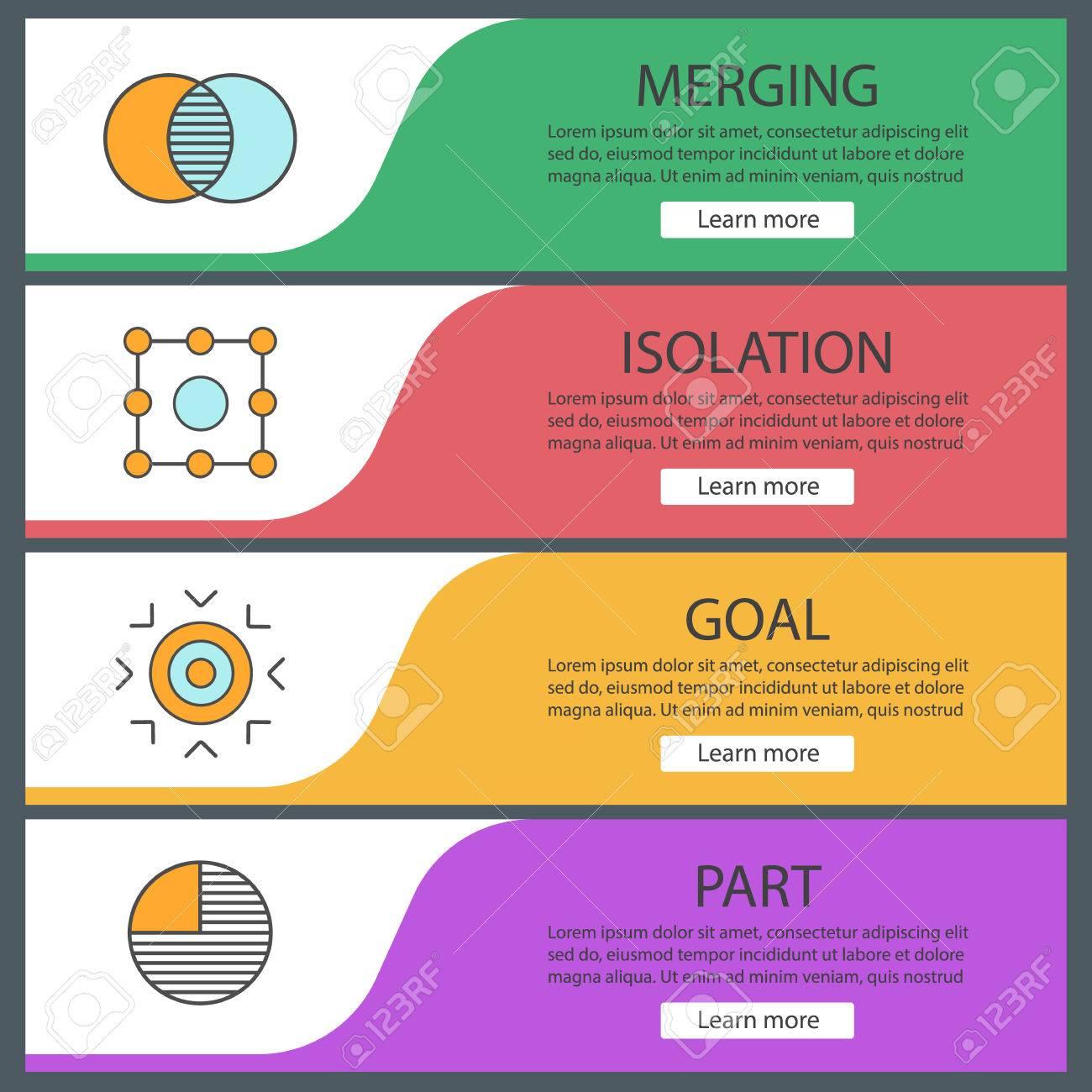 web banner templates