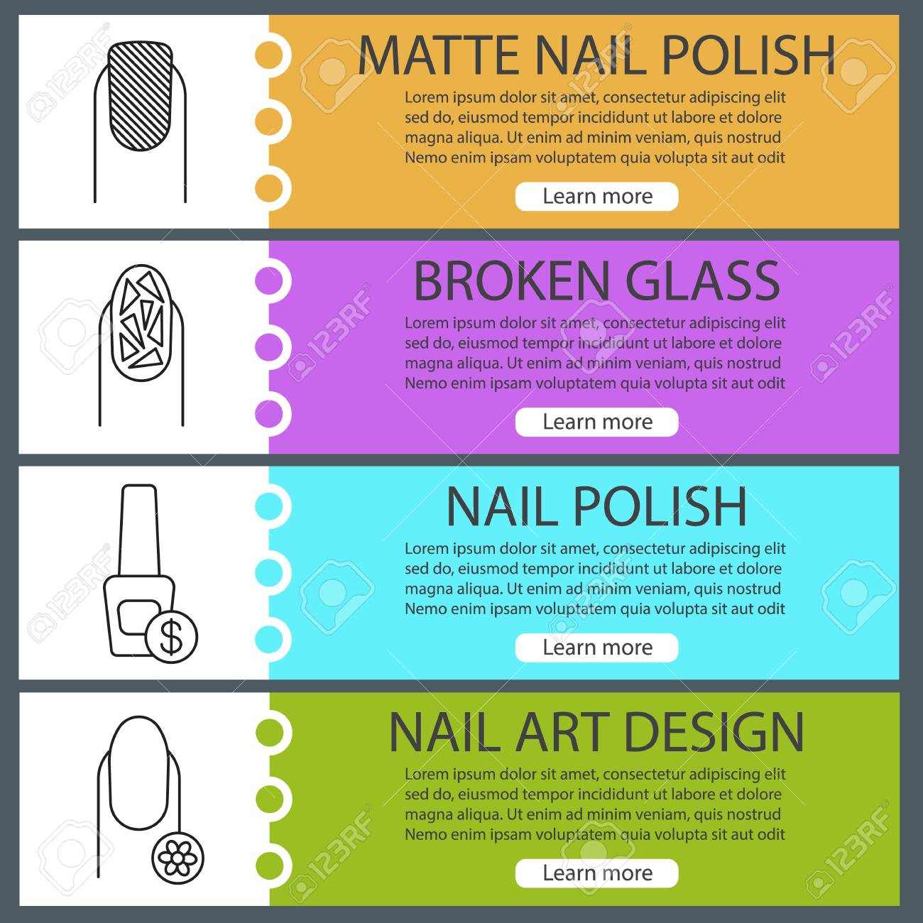 free nail polish bottle template hession hairdressing
