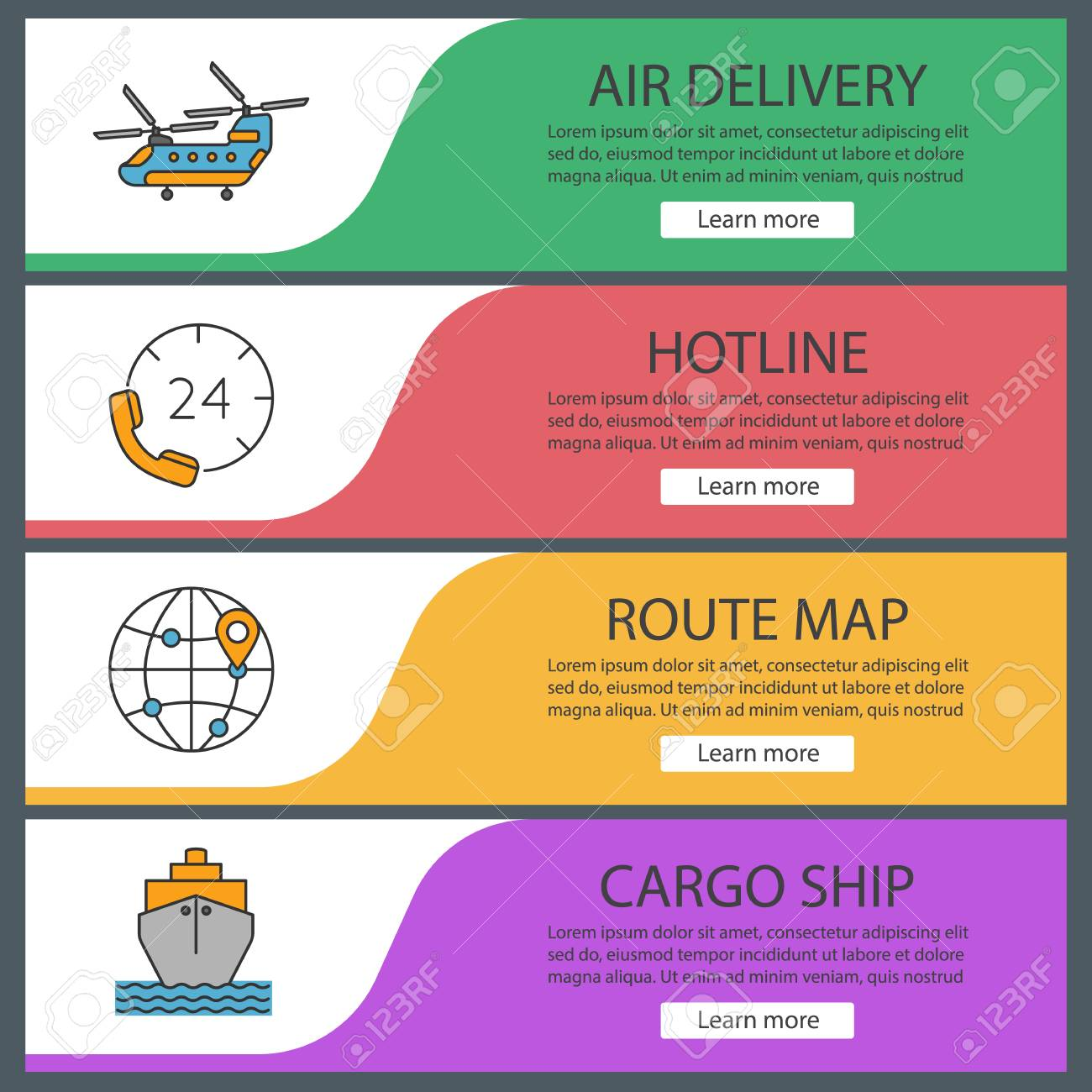 Map Cargo on