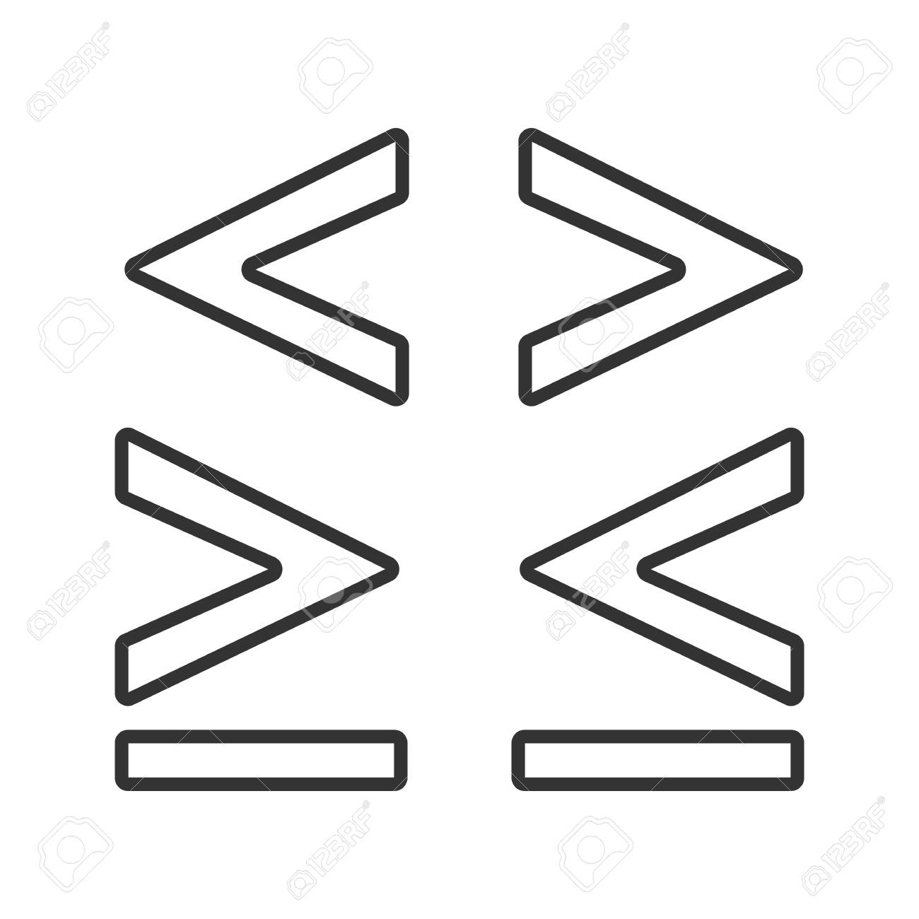 Math Symbol For Greater Than Gallery Meaning Of This Symbol