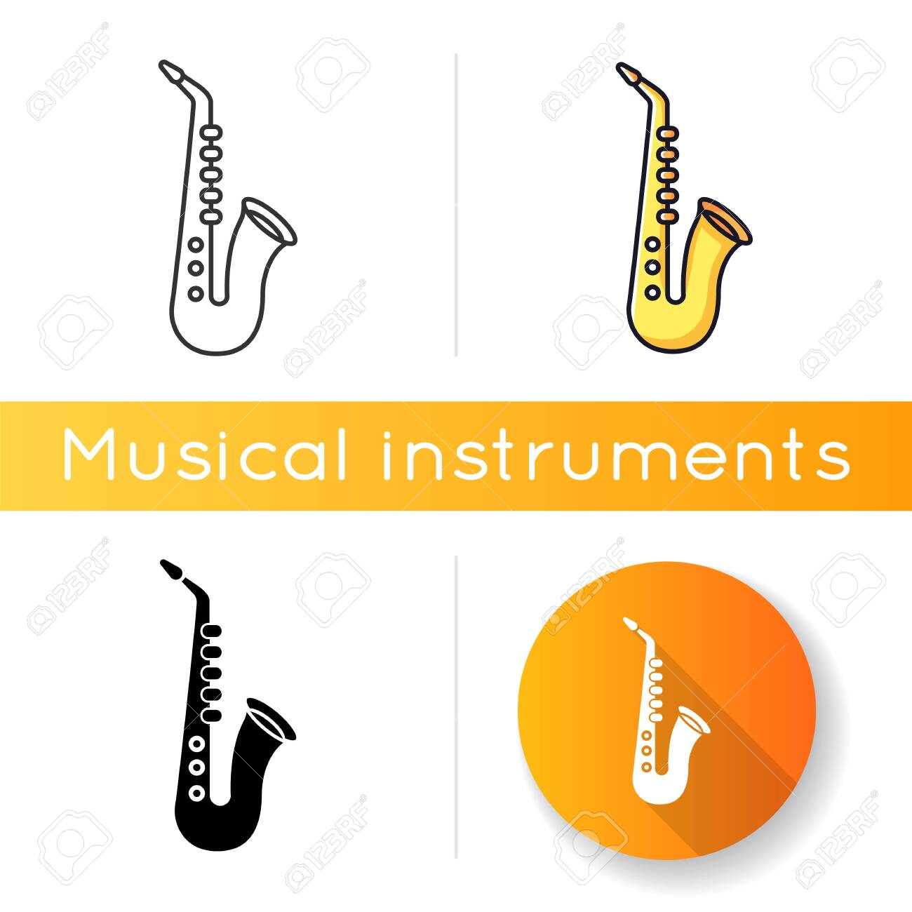 blues music clip art | , stock clip art icon, stock clipart icons, logo,  line art ... | Saxophone players, Saxophone, Music artwork