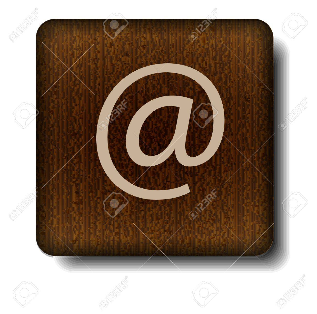 E-mail icon Stock Vector - 14854865