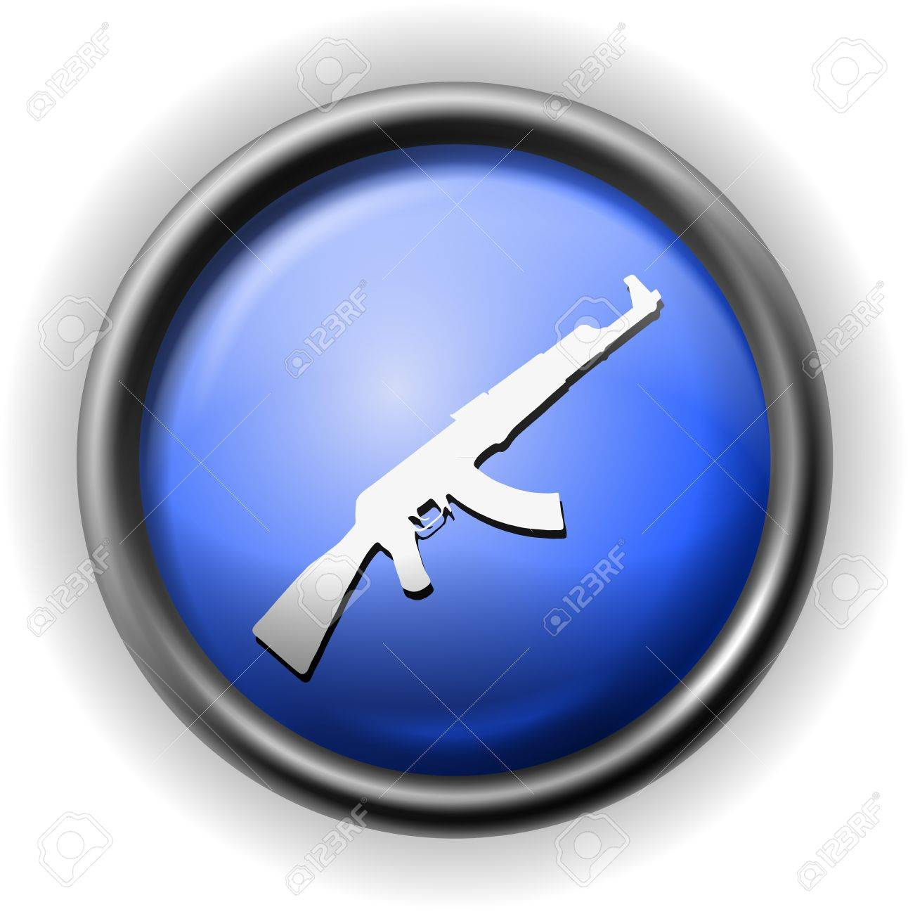 Glass weapons icon Stock Vector - 16927558