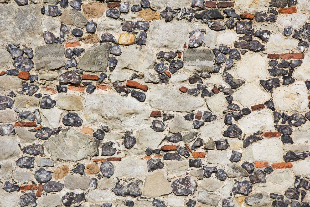 Großartig Aussenfassade Farben Sammlung Von Mehrfarbig Stein Hintergrund Eines Gebäudes Außenfassade Mit