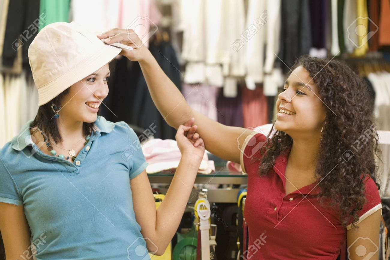 Teen Girl Clothing Store