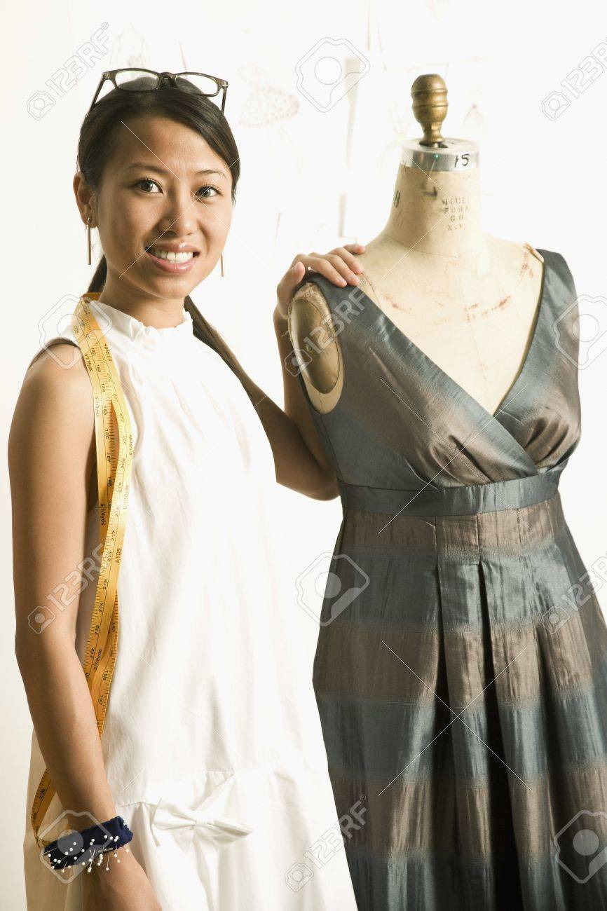 Asian Fashion Design