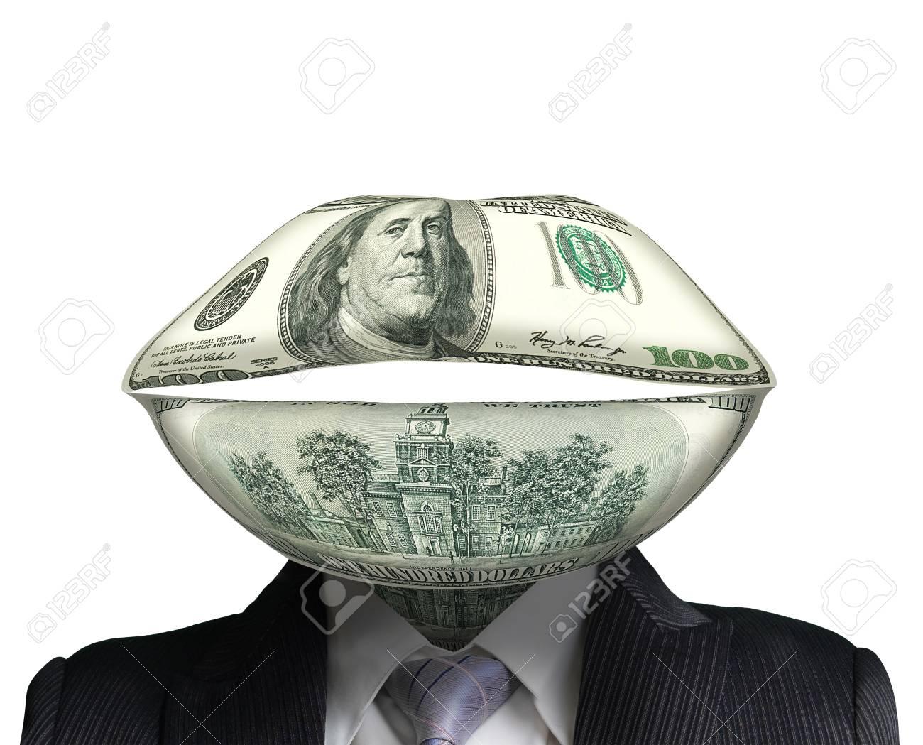Geldgespräche spritzen