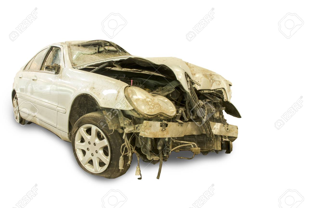 Car Repair Insurance >> Car Of Accident Make Front Windshield Cracked Damaged At Claim