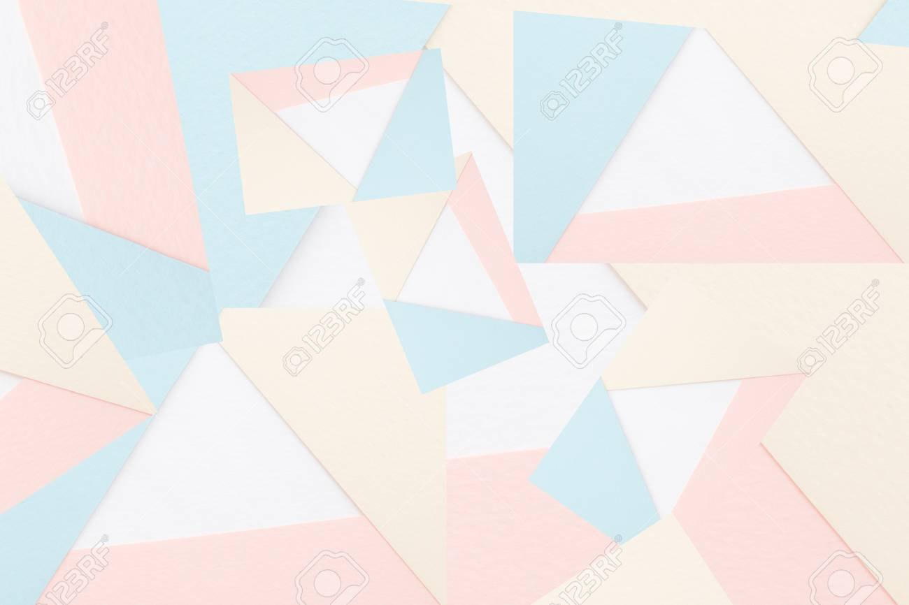 Abstract paper colorful background,Creative pastel wallpaper. Stock Photo - 100709715