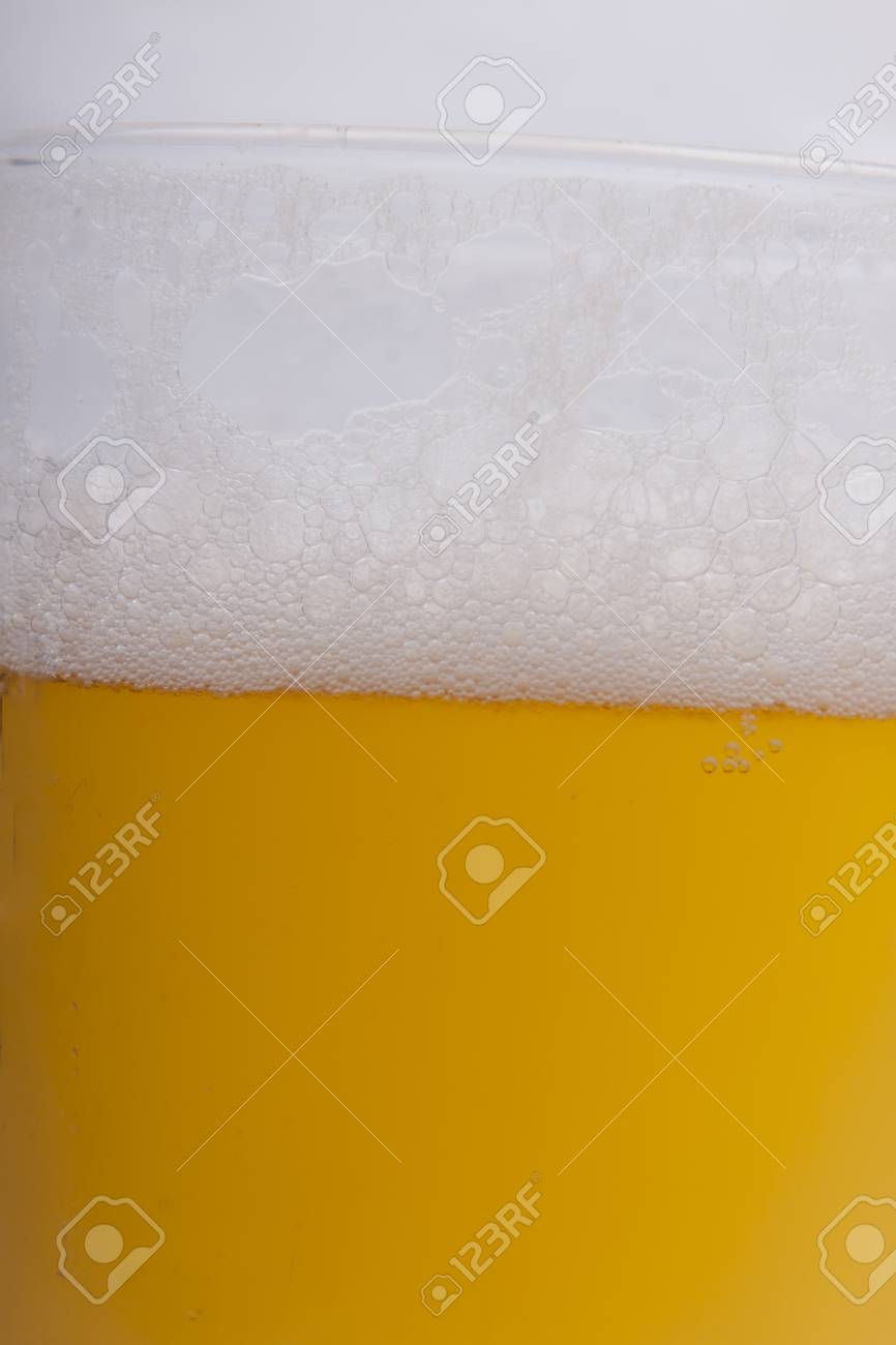 Beer Glass  on a white background Stock Photo - 17007575