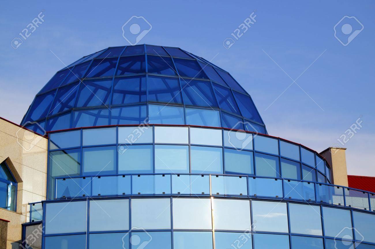 Modern Architecture Glass