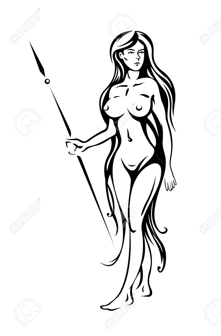 Drawing fantasy warriors nude sexy gallery
