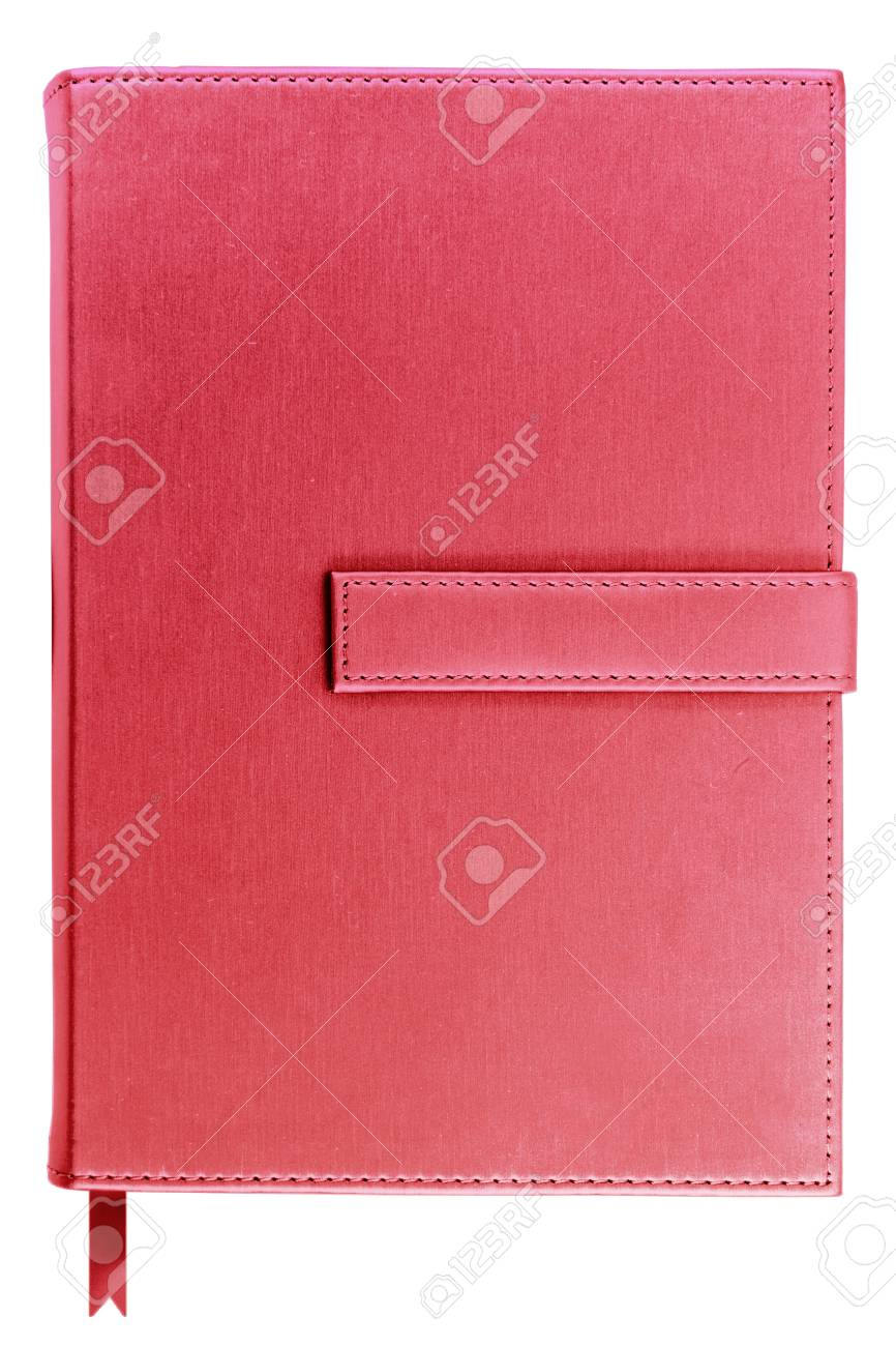 notebook isolated on white - 16424634