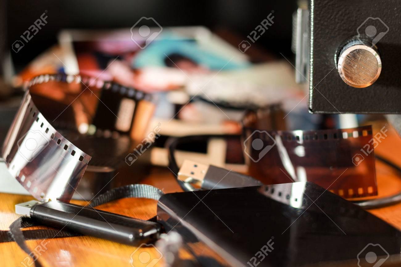 Hard drive strips