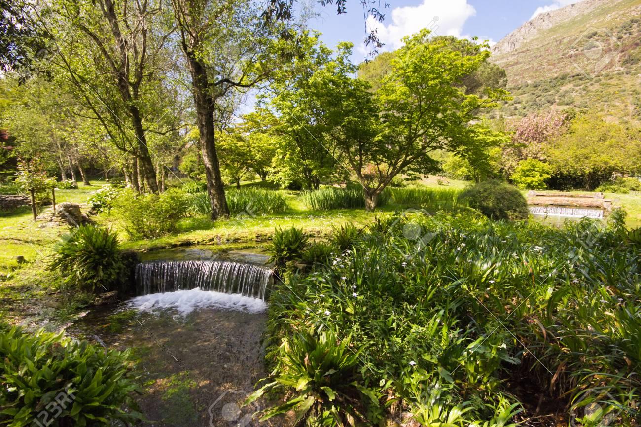 Waterval In Tuin : Waterval in je tuin inspiratie en tips om zelf te maken excellent