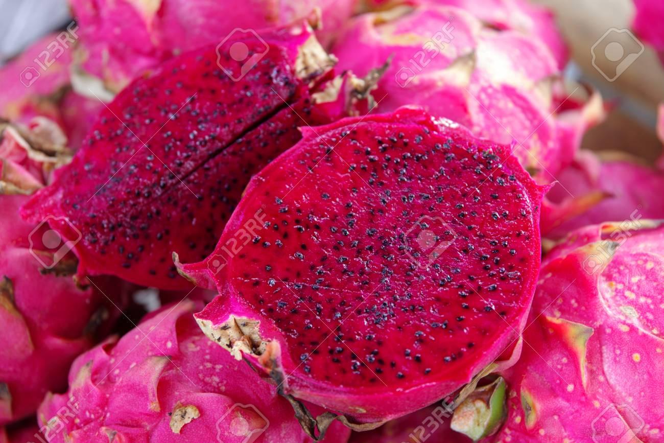 Fruta Tropical Pitaya Fruta Del Dragon Filipinas Fotos Retratos