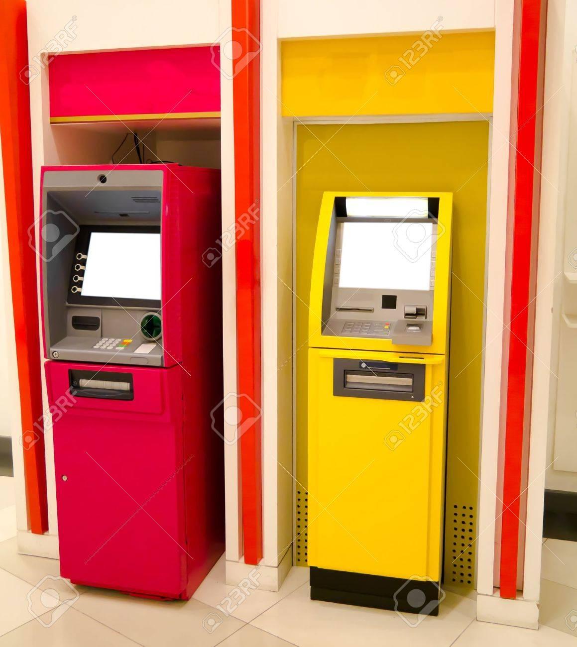 ATM Stock Photo - 12598804
