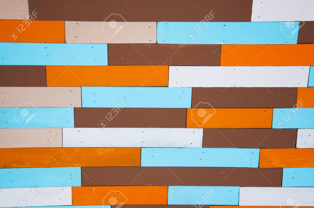 Colorful wood texture Stock Photo - 10756145