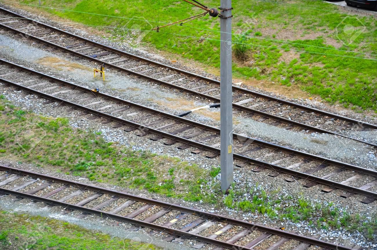 railway Stock Photo - 22953864