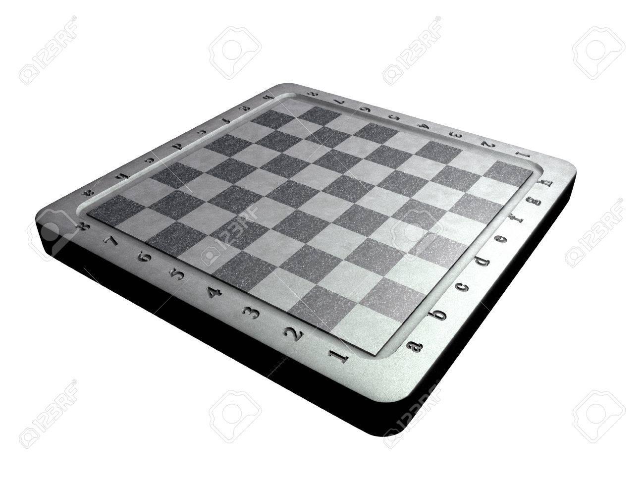 3D model of chessboard Stock Photo - 18001745