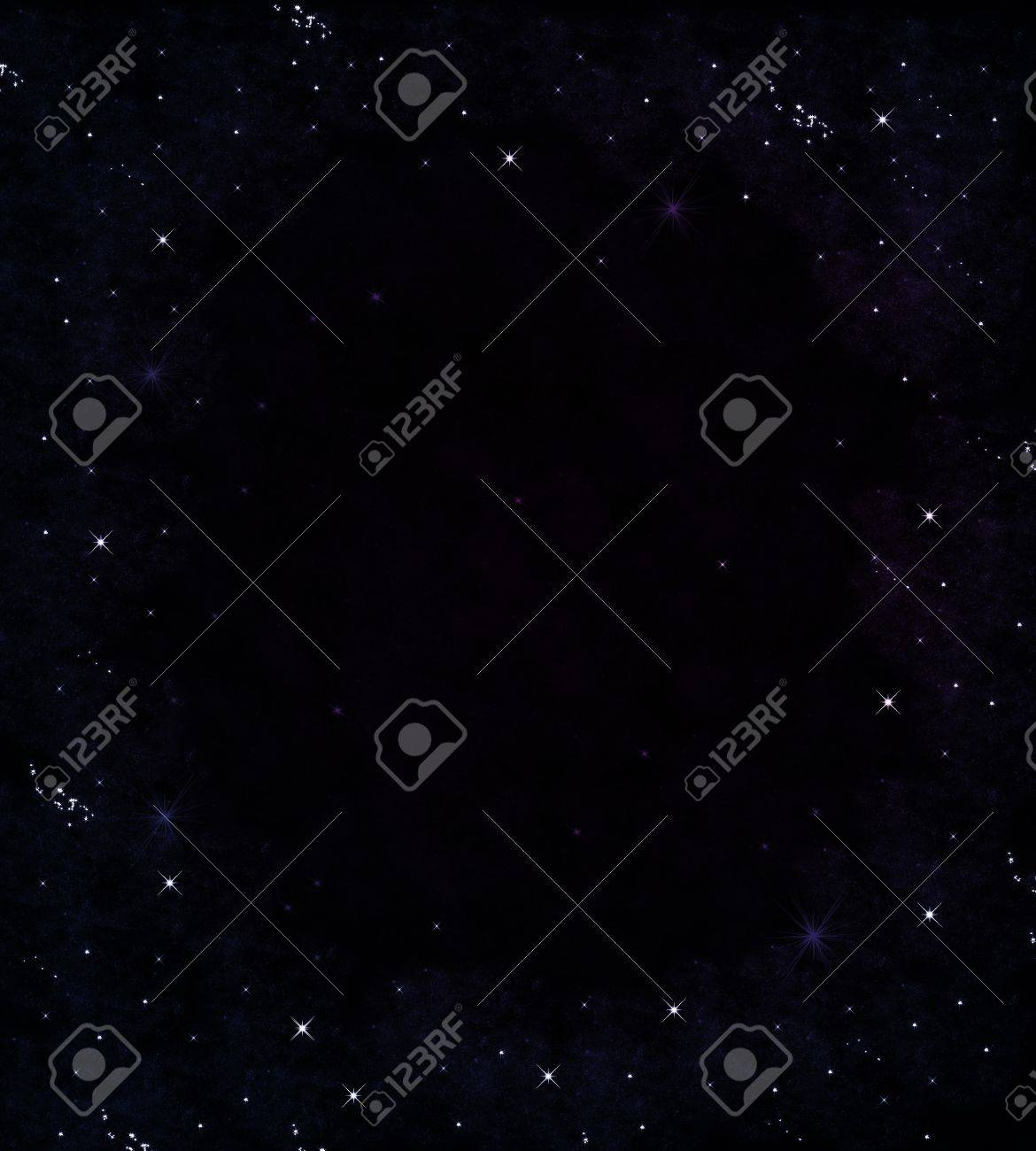 Star on sky at night Stock Photo - 9063342