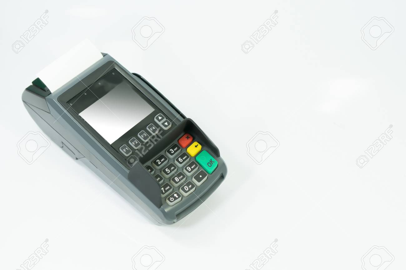credit card machine on isolated concept mobile business stock photo 94748566 - Credit Card Machine For Business