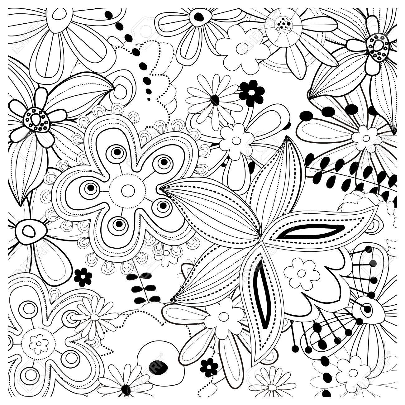 rich floral pattern Stock Vector - 5725420