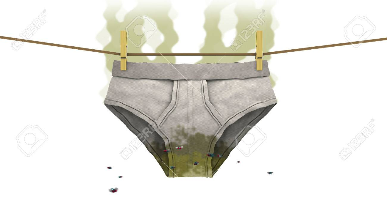 Pics of dirty underwear