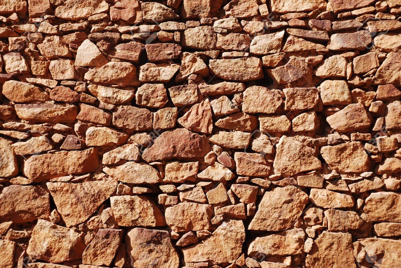 Stonework of fortress wall - 20778396