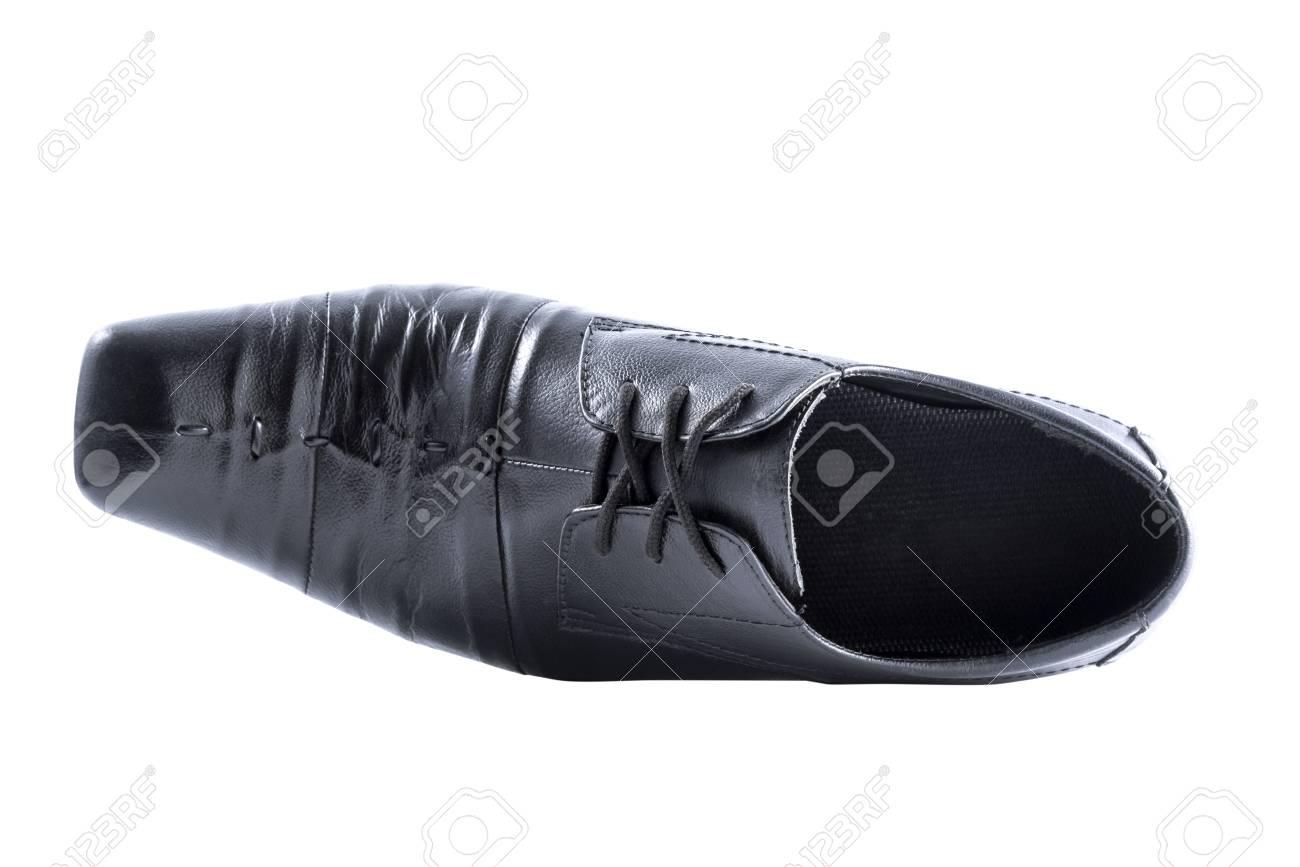 Schwarze Herrenschuhe