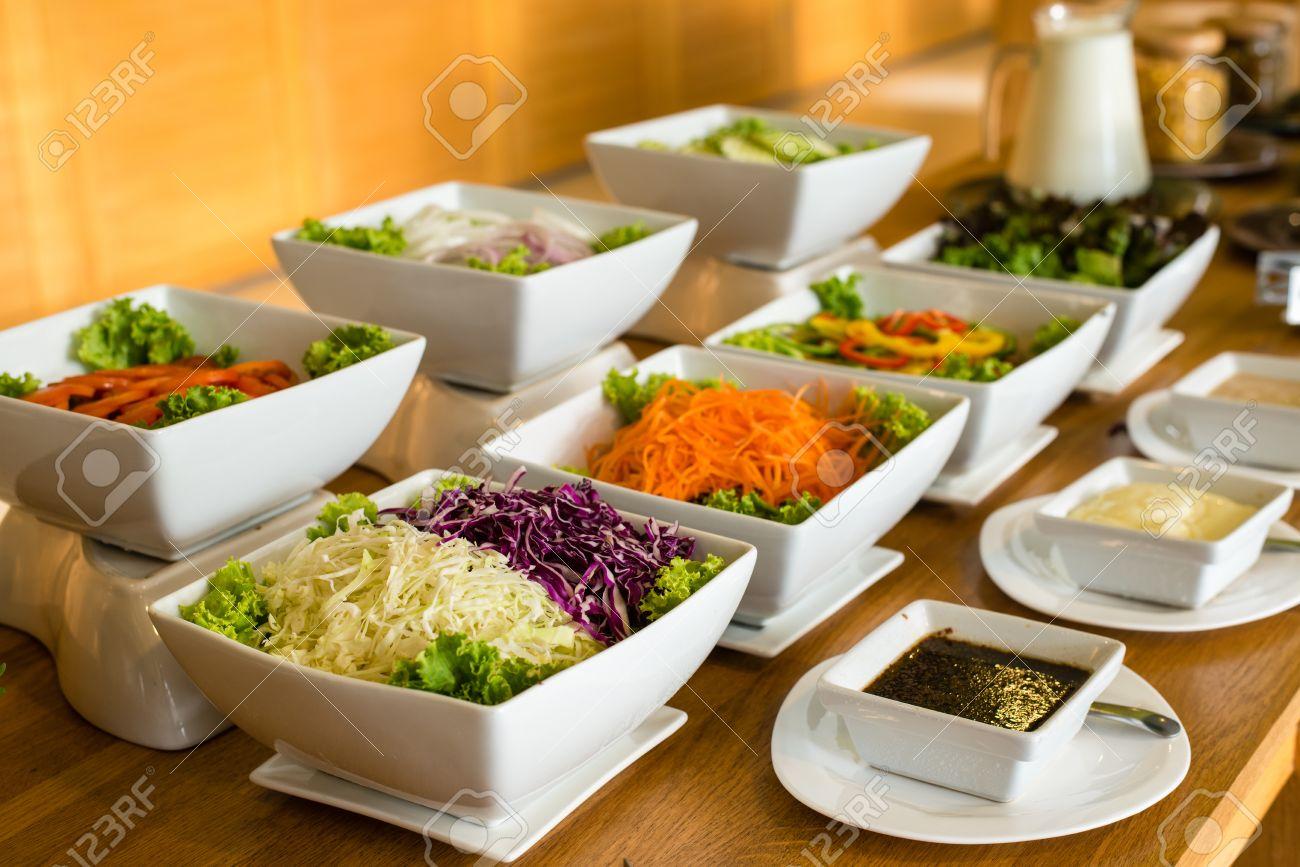 Салаты на шведский стол рецепты