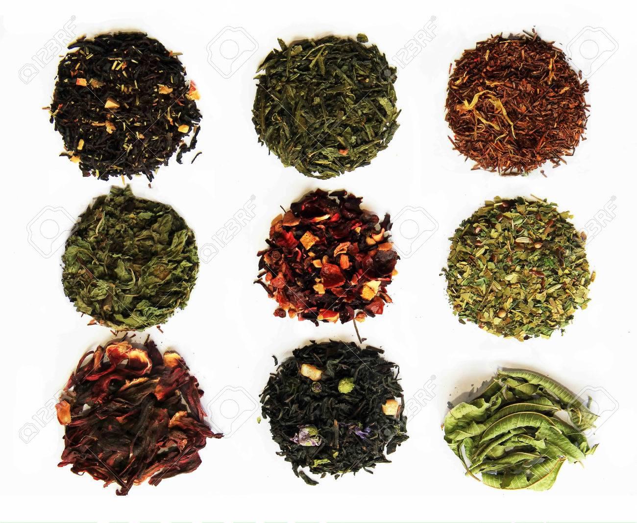 Atemberaubend Zusammensetzung Der Neun Tees (grün, Schwarz, Kräuter-, Blumen-Tee &LY_12