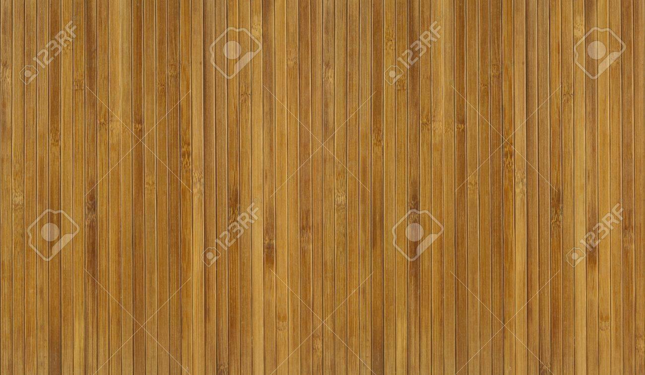 Seamless horizontal tiling texture of wood bamboo. Stock Photo - 9240617
