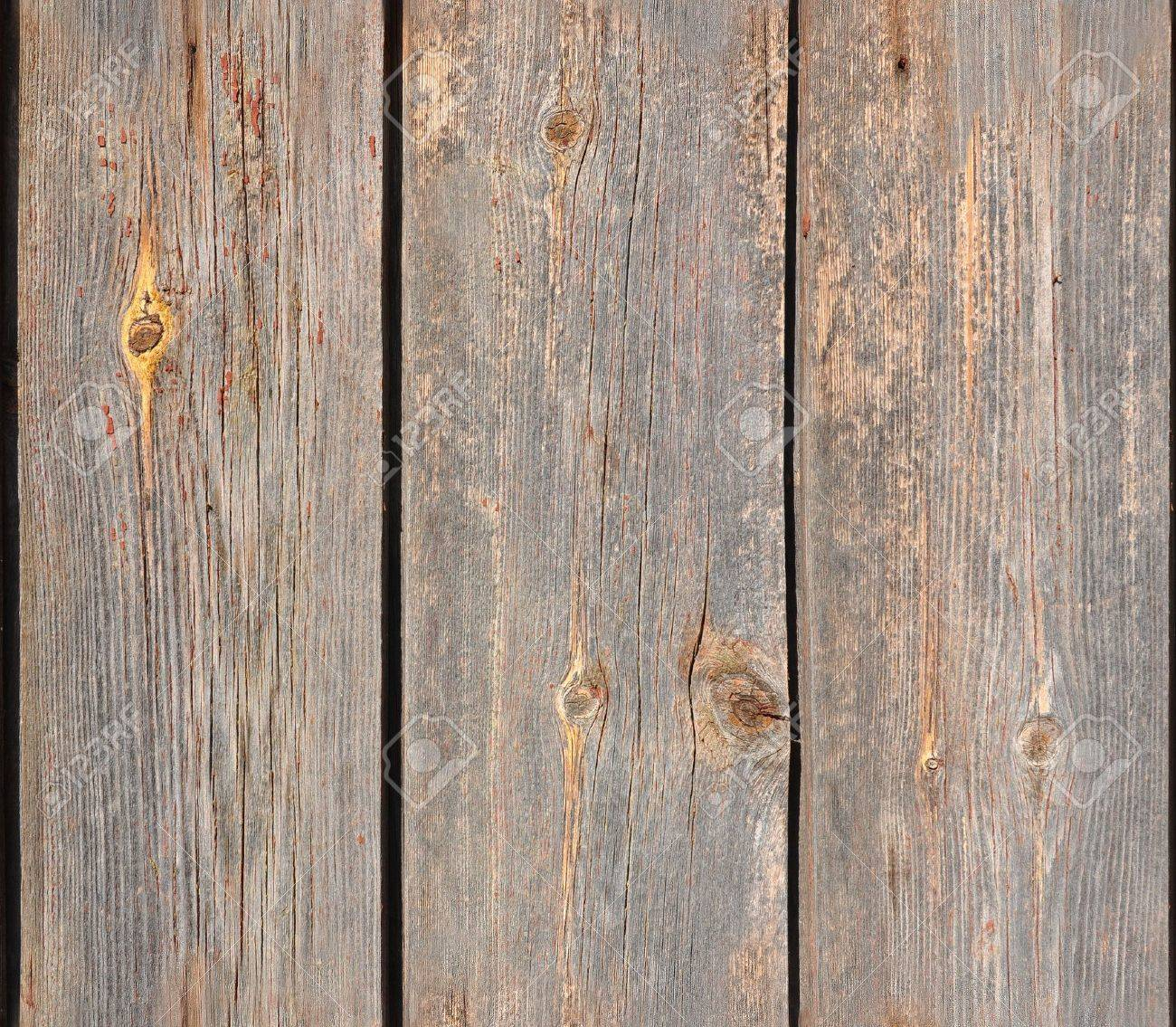 Seamless old wood texture background tiles seamlessly in all directions - 16211805