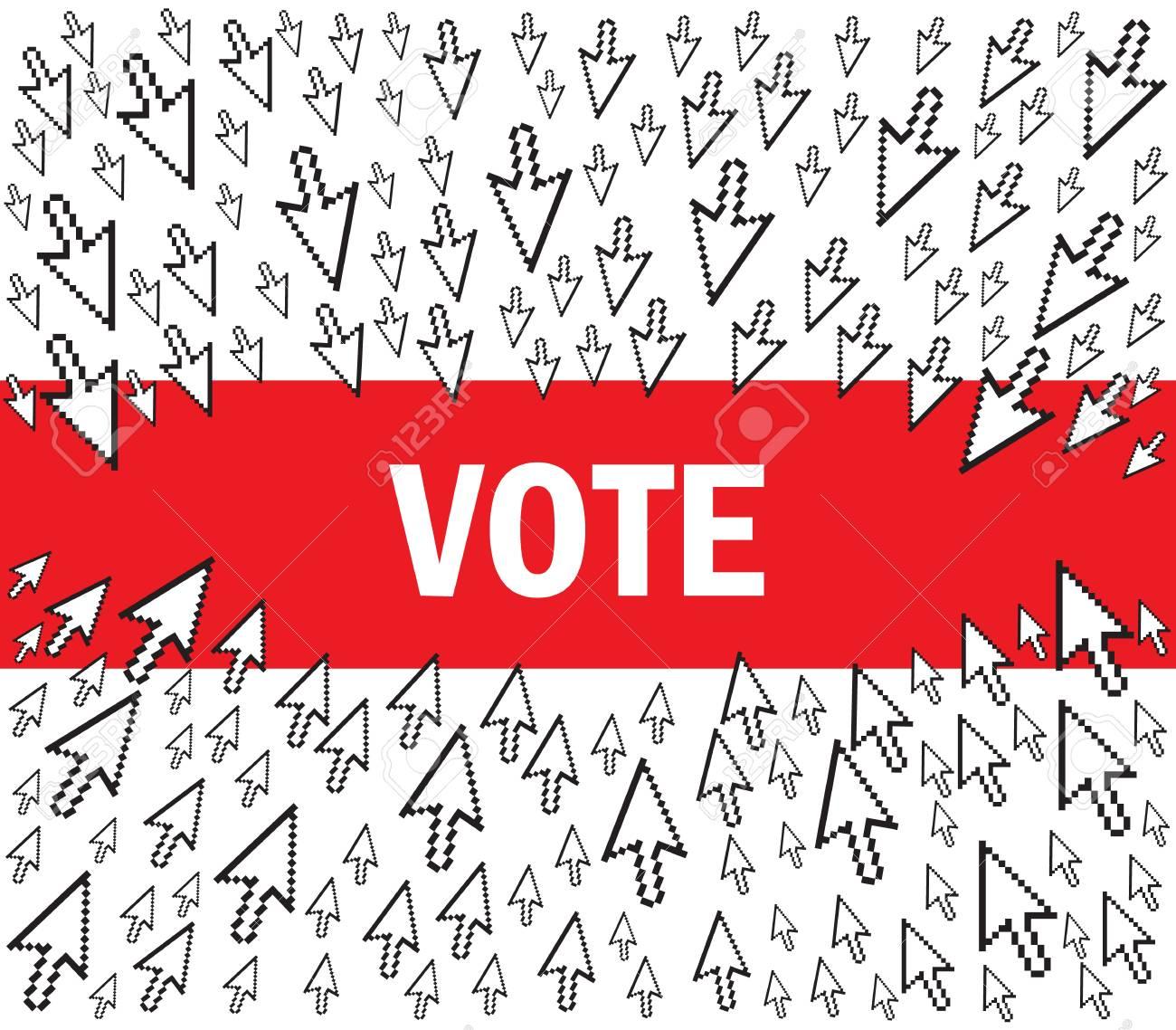 vote Stock Vector - 11660329