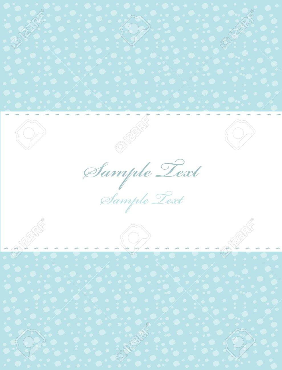 Greeting card Stock Vector - 11660366