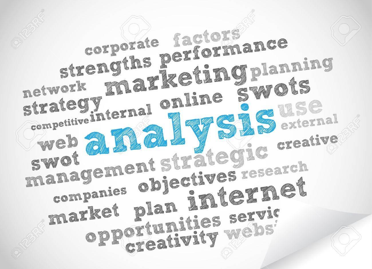 Business Analysis Stock Vector - 11965884