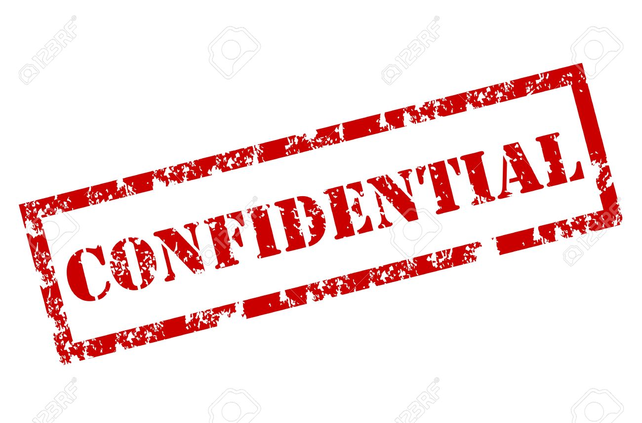 confidential rubber stamp royalty free cliparts vectors and stock rh 123rf com confidential folder clip art confidential clip art a4 picture