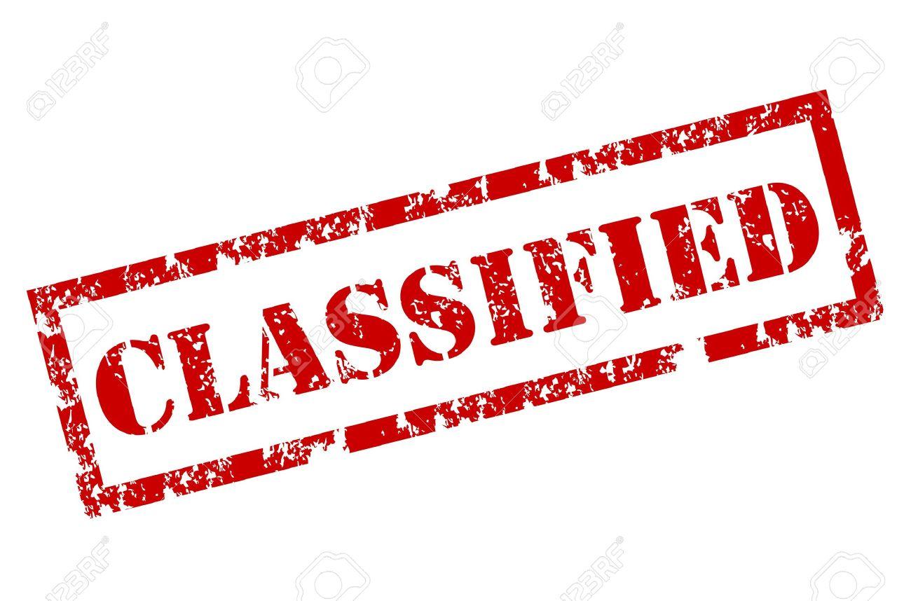 Resultado de imagen para classified