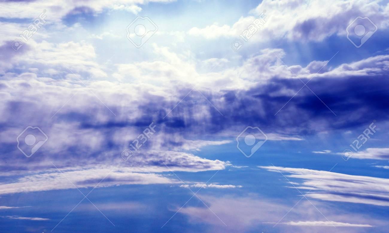 summer sky Stock Photo - 5174103